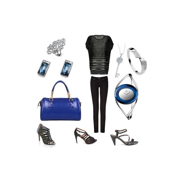 Black-blue <3