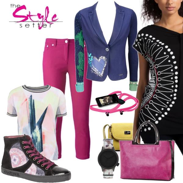 style setter...
