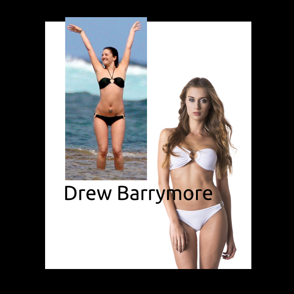 Jako Drew Barrymore
