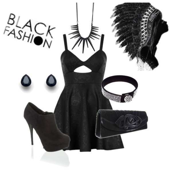 Black Fashion <3