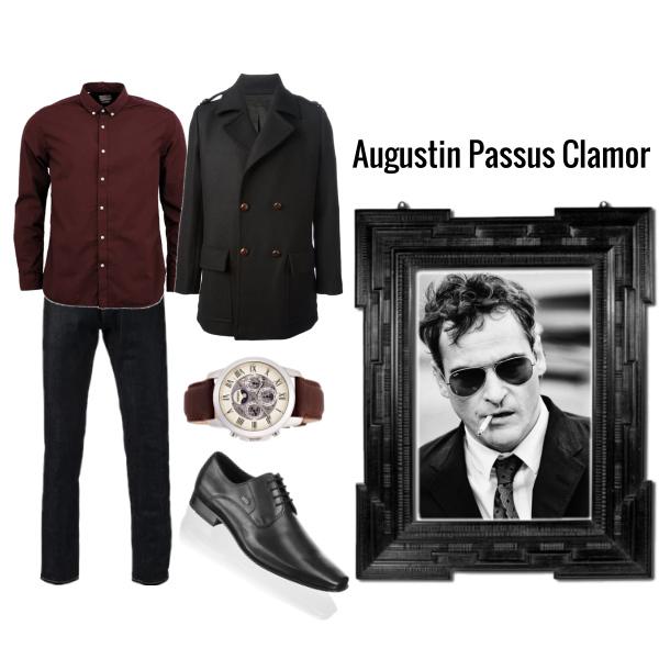 Augustin Passus Clamor