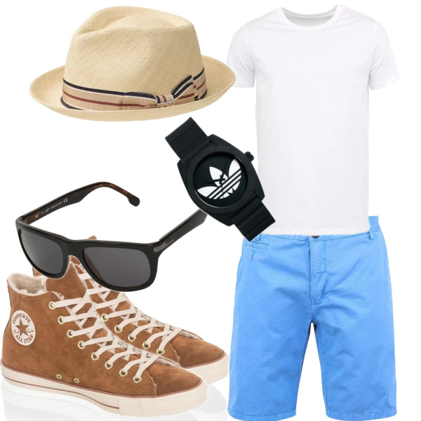 letní outfitek