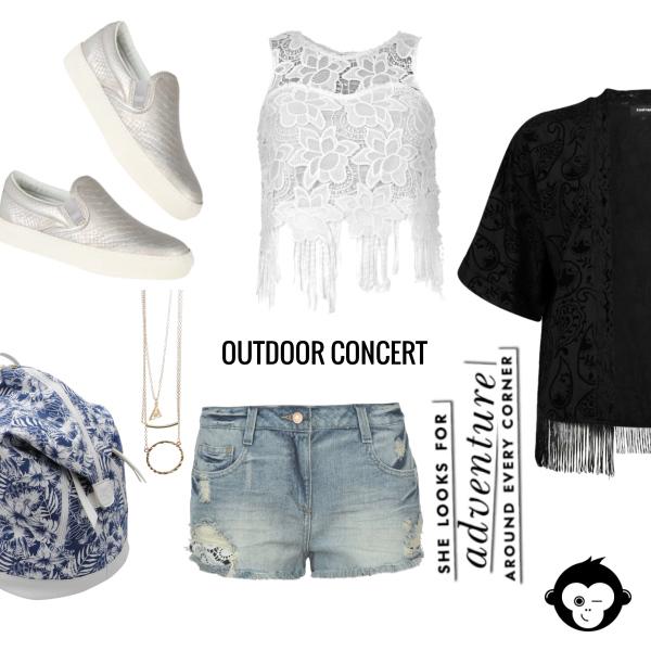 Outdoor Summer Concert