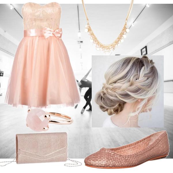 Ballerina Look