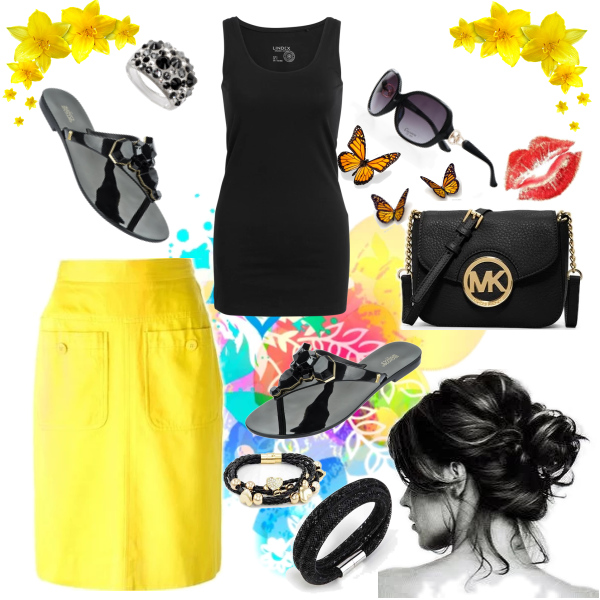 Black and Yellow Summer ;-)