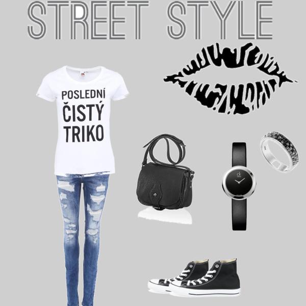 Street styl.