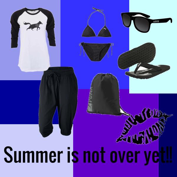 Summer is not over yet!!