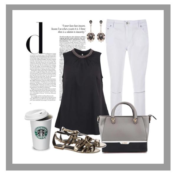 Bílé džíny