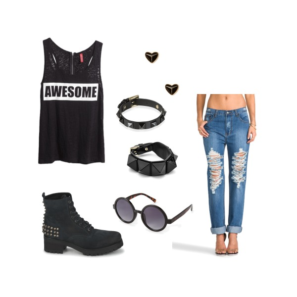 My best outfit