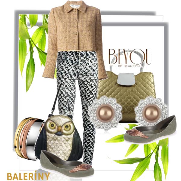 Baleríny jsou již trendy evergreenem našeho botníku