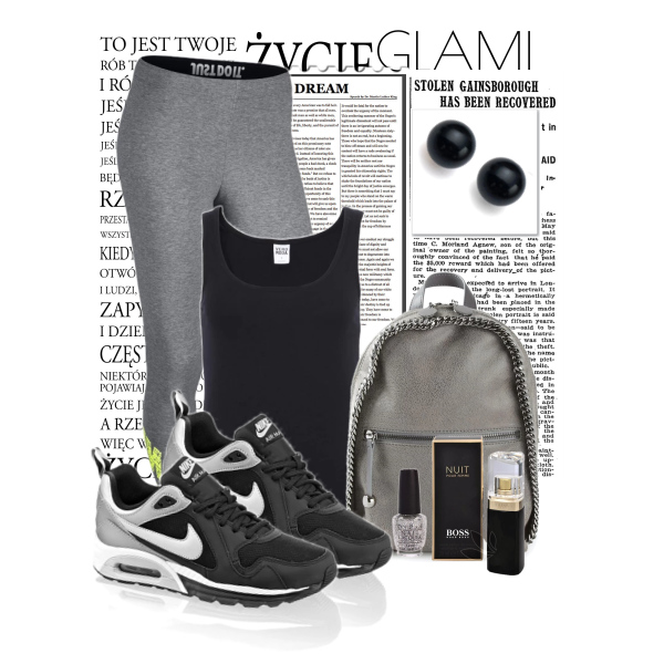 Fitness outfit!