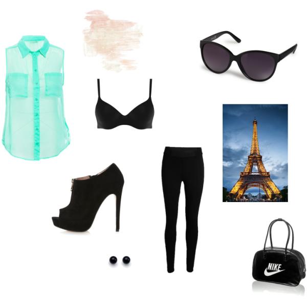 Paříž :3