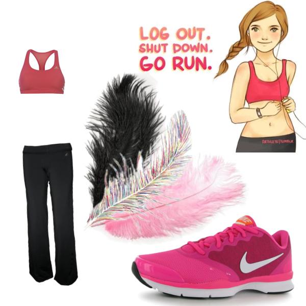 Odhlas se, zaklapni, jdi běhat!!!