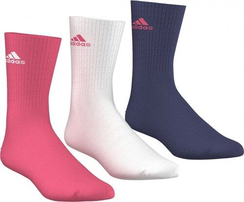 Ponožky adidas Performance 3S PER CR HC 3P (Modrá   Bílá) - Glami.cz 0ee5f6a94a