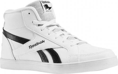 Kotníkové boty Reebok REEBOK ROYAL KEWTEE ML (Bílá   Černá) - Glami.cz 877845d339