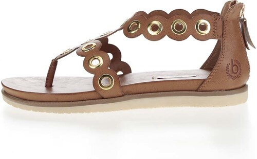 Hnědé dámské sandály bugatti Jodie - Glami.cz c1d8b81605