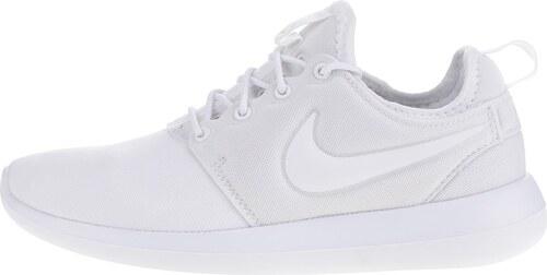 Bílé dámské tenisky Nike Roshe - Glami.cz 98389ae1e3