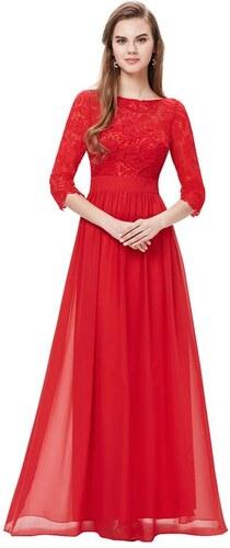 996a23a5c57 Společenské šaty Ever Pretty 8412 červené XS - Glami.cz