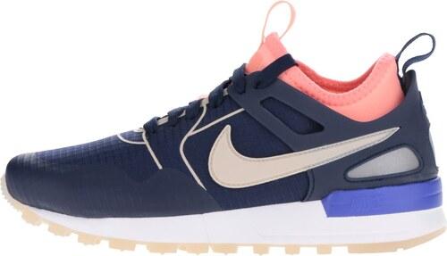 00bb12ef9ba Oranžovo-modré dámské tenisky Nike Air Pegasus - Glami.cz