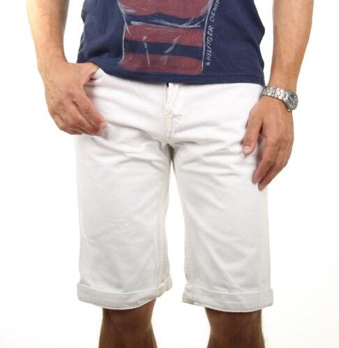 Guess pánské bílé šortky - Glami.cz 33540d5fd0
