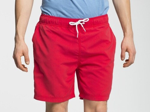 Pepe Jeans pánské červené plavky Panarea - Glami.cz 649cee9ae1