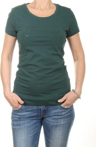 Tommy Hilfiger dámské tričko Winston - Glami.cz 86b4b1b494