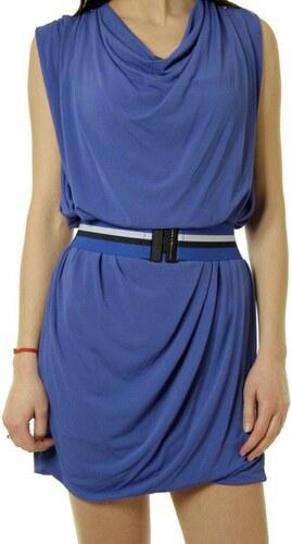 c6e2d405a5 Guess by Marciano dámské modré šaty - Glami.sk