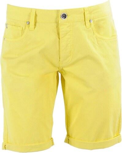Guess žluté šortky - Glami.cz 73c5ac4046