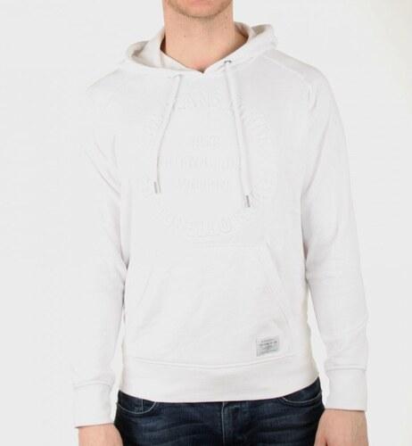 Pepe Jeans pánská bílá mikina Chester - Glami.sk 6c99e7f51e
