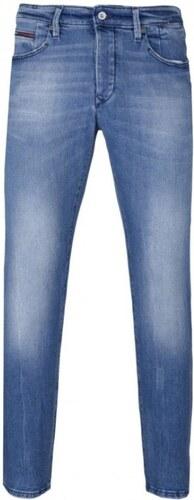 Tommy Hilfiger pánské světle modré džíny Slim - Glami.cz 8cc1caf44a