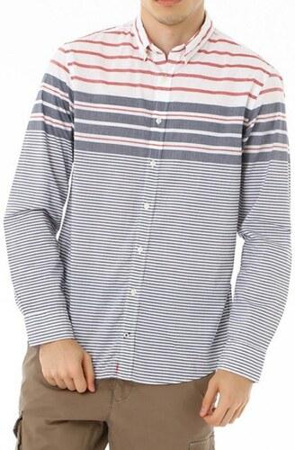 Tommy Hilfiger pánská pruhovaná košile Hor - Glami.sk ce24ca6e0c