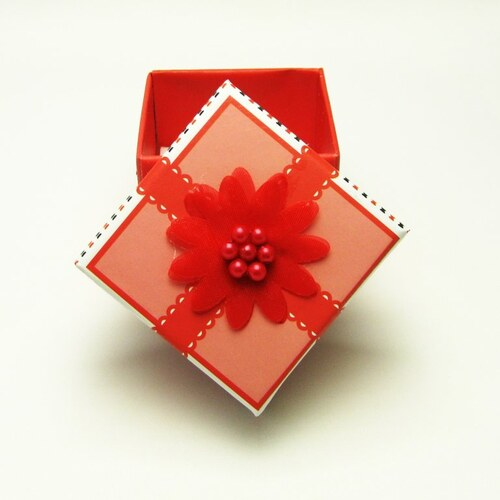 Dárková krabička na šperky c039b1b85a8