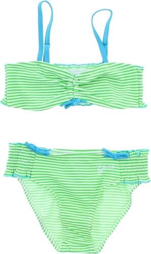Geox Dvoudílné plavky dětské Zelená Bílá - Glami.cz 3b617a9487