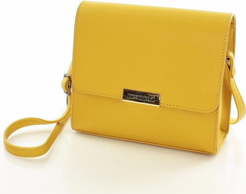 Dámska žltá crossbody kabelka MONNARI (4740b) odtiene farieb  žltá ... 7ee75752555