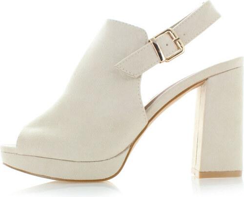 d1d61ff1b604 Belle Women Smotanové sandále Evastato - Glami.sk