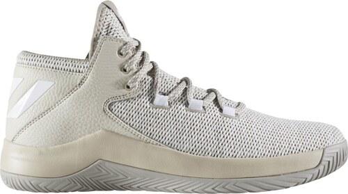 4322a44e005f adidas Performance Pánské basketbalové boty adidas Rise Up  CBROWN FTWWHT LBROWN