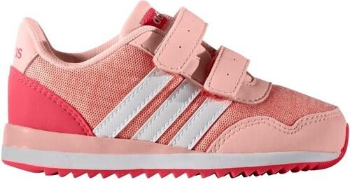 adidas Dievčenské tenisky V Jog Cmf - ružové - Glami.sk 09085dfefe
