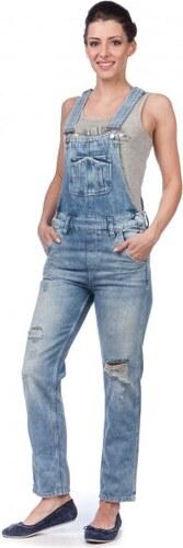 Pepe Jeans dámský overal Nomad XS modrá - Glami.cz 358e277072