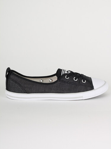 Boty Converse Chuck Taylor All Star Ballet Lace SLIP Lace Stripes OX ... f7718301a0