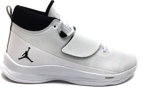 Pánské basketbalové boty Nike JORDAN SUPER.FLY 5 PO WHITE BLACK-WHITE 443a608d8c