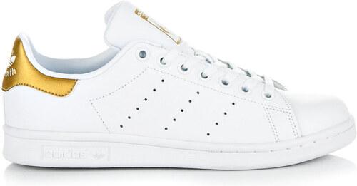 Klasické biele športové pánske tenisky Adidas - Glami.sk d14c402219c