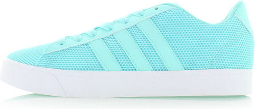 adidas CORE Dámske svetlomodré tenisky ADIDAS Cloudfoam Daily QT W ... e483adc2444