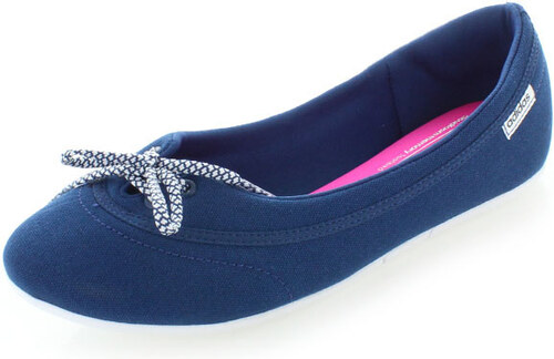 adidas CORE Tmavě modré balerínky ADIDAS Cloudfoam Neolina W - Glami.cz 95a7d85a04b