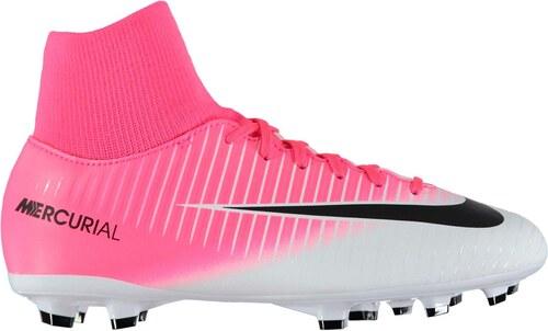 kopačky Nike Mercurial Victory Dynamic Fit FG dětské Pink Black ... 9e9a354ddd3