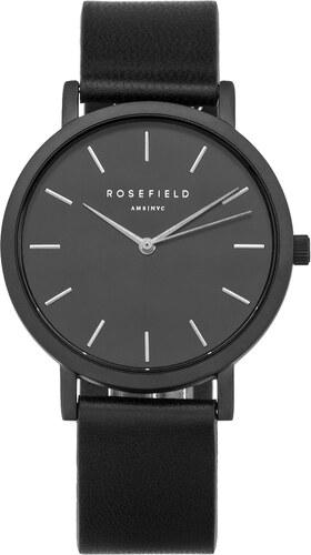 Dámské hodinky Rosefield ROSE-013-BLK - Glami.cz 155a6663af