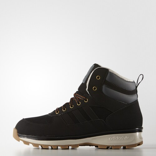 adidas Originals Pánské zimní boty adidas Chasker Boot CBLACK CBLACK CBROWN f78e23c4c0