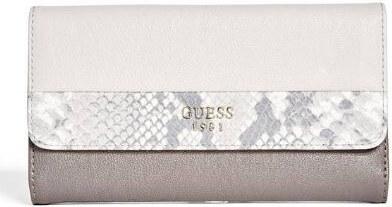 GUESS peňaženka Cate Slim Clutch 8a8d43e4a9e