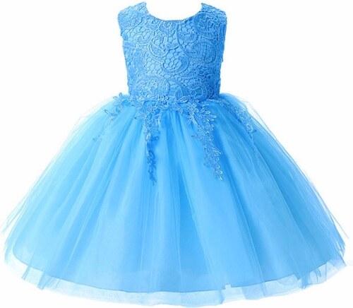 Dětské společenské šaty na svatbu ELISA - Glami.cz 0116af1b3a