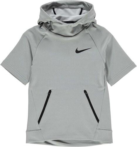 Mikina Nike Techy Short Sleeves Hoody Junior Boys - Glami.sk 65999da8b03