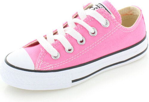 Converse Dětské růžové nízké tenisky Chuck Taylor All Star - Glami.cz b96e189d83